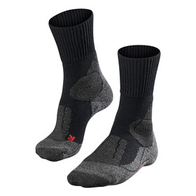 Falke TK1 Socks Women grey/black